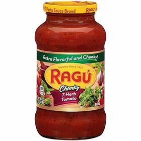 Ragu Pasta Sauce - 7 Herb Tomato,680g