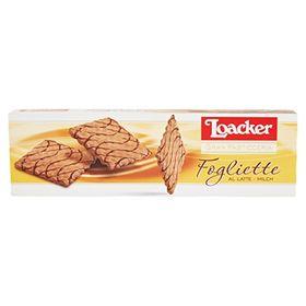 Loacker Gran Pasticcria Forliette Milk Aulal Wafer, 100g
