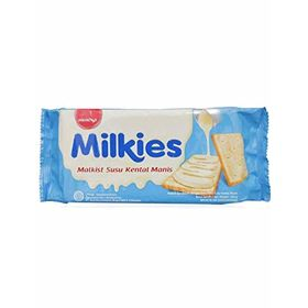 Munchy's Milkies Malkist Sandwich Biscuits, 100g (Pack of 2)