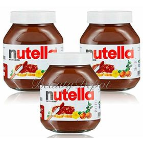 Ferreo Nutella Hazelnut Chocolate Spread 750g ( Pack of 3 )