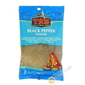 Natco Ground Black Pepper, 100g