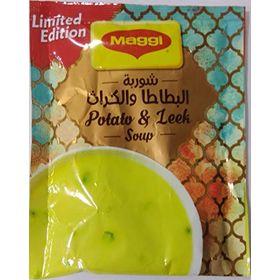 Maggi Potato & Leek Soup, 60g