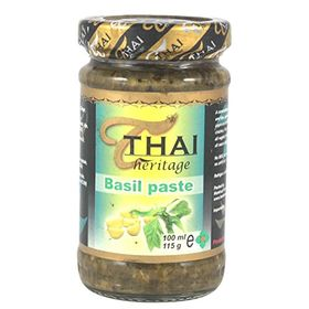Thai Heritage Basil Paste, 110ml