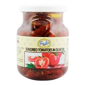 Freshos Sundried Tomatoes In Olive Oil (200g)