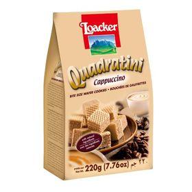 Loacker Italian Cappuccino Wafer, 220g