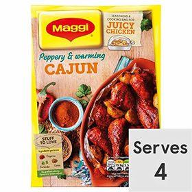 Maggi Cajun Seasoning, 38g