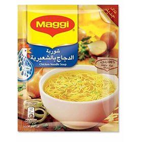 Maggi Chicken Noodle Soup (Halal), 60g