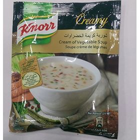 Knorr Cream of Vegetable Soup, 79g