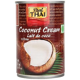 Real Thai Coconut Cream, 400ml