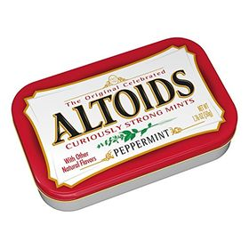 Altoids Mints Peppermint, 50g