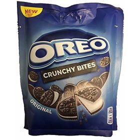 Oreo Crunchy Bites Original Chocolate Sandwich Biscuit Packet, 110g