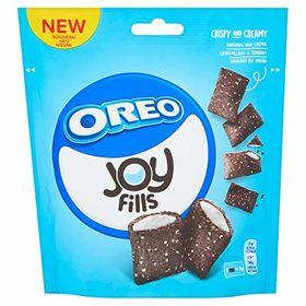 Cadbury Oreo Joyfills Vanilla Flavour Creme Biscuits (90 g)