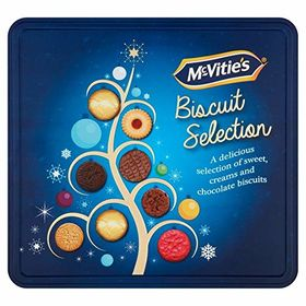 Mcvitie's Biscuit Selection Tin, 400g