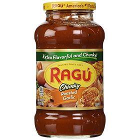 Ragu Roasted Garlic Pasta Sauce, 680g