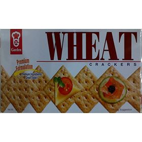 Garden Wheat Crackers, 210g