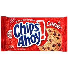 Nabisco Chips Ahoy Biscuits Chewy, 369g
