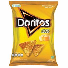 Doritos Tortilla Chips Nacho Cheese, 160g Chips Pack