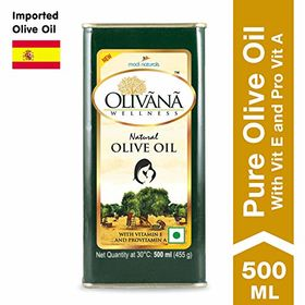 Olivana Olive Oil Jar, 500 ml