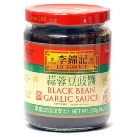Lee Kum Kee Black Bean Garlic Sauce, 226g