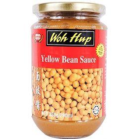 Woh Hup Yellow Bean Sauce, 330g