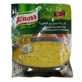 Knorr Classics Chicken Noodle Soup 60g-Imported
