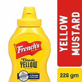 French's Classic Yellow Mustard , 226 gm