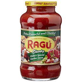 Ragu Mama's Special Garden Pasta Sauce, 680g