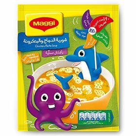 Maggi Chicken Pasta Soup (Halal), 50g
