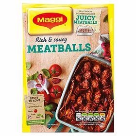 Maggi Italian Meatballs Seasoning 37g