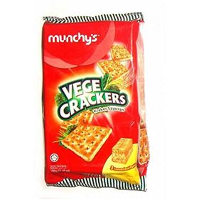 Munchy's Vege Crackers 300g
