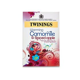 Twinings Warming Chamomile & Spiced Apple Green Tea - 20 Tea bags