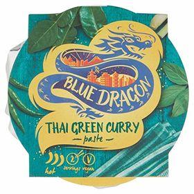 Blue Dragon Thai Green Curry Paste HOT, 50g