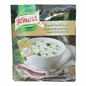 Knorr Cream of Broccoli Soup, 72g
