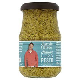 Jamie Oliver Italian Herb Pesto, 190g