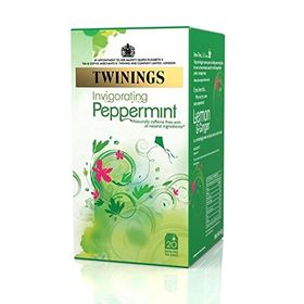 Twinings Invigorating Peppermint, 20 Tea Bags, 40g