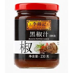 Lee Kum Kee Black Pepper Sauce, 230g