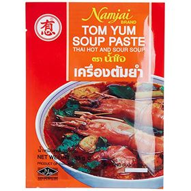Namjai Tomyum Curry Paste, 35g
