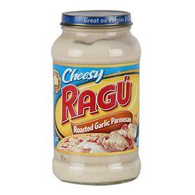 Ragu Cheesy Roasted Garlic Parmesan Sauce, 454g