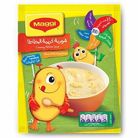 Maggi Creamy Potato Soup, 50g