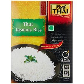 Real Thai Jasmine Rice, 250g