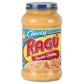 Ragu Cheesy Double Cheddar Sauce, 453g