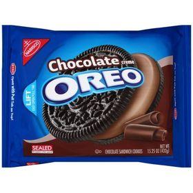 Nabisco Oreo Chocolate Sandwich Cookies, 432g