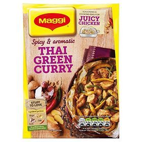 Maggi Thai Green Curry Seasoning, 43g