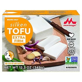 Mori-Nu Morinaga Silken Tofu- Extra Firm, 349 g
