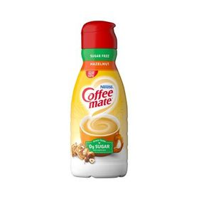 Nestle Coffee Mate Hazelnut Sugar Free -289 Grams