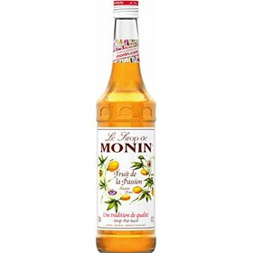 Monin Passion Fruit Syrup, 700ml