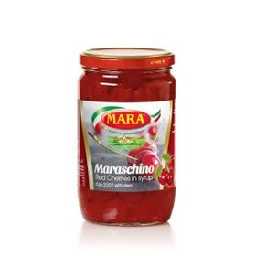 Mara Red Cherries Maraschino, 225 g