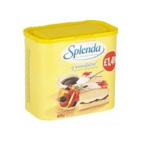 Splenda Sugar Alternative Granulated, 60g