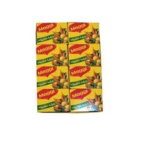 Maggi - Stock Vegetable cubes (24 pack x 2 Cubes), 432g