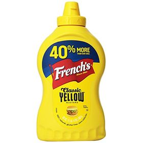 French's Classic Yellow Mustard, 567g